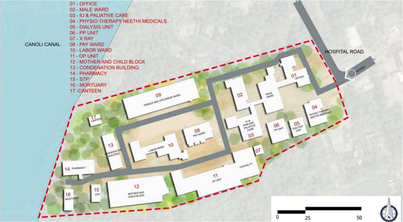 Upgradation of Taluk Hospital Chavakkad